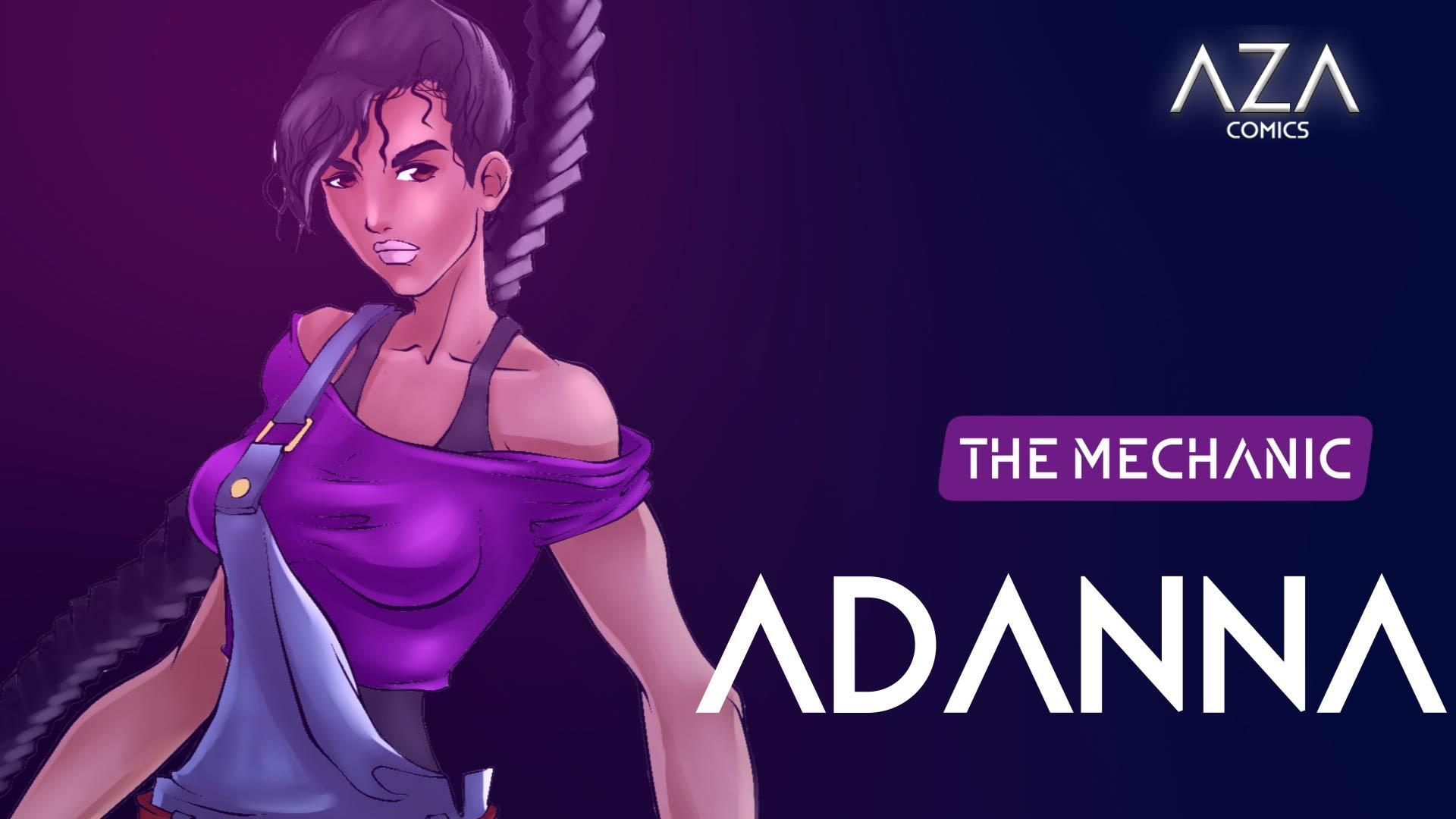 Meet Adanna!