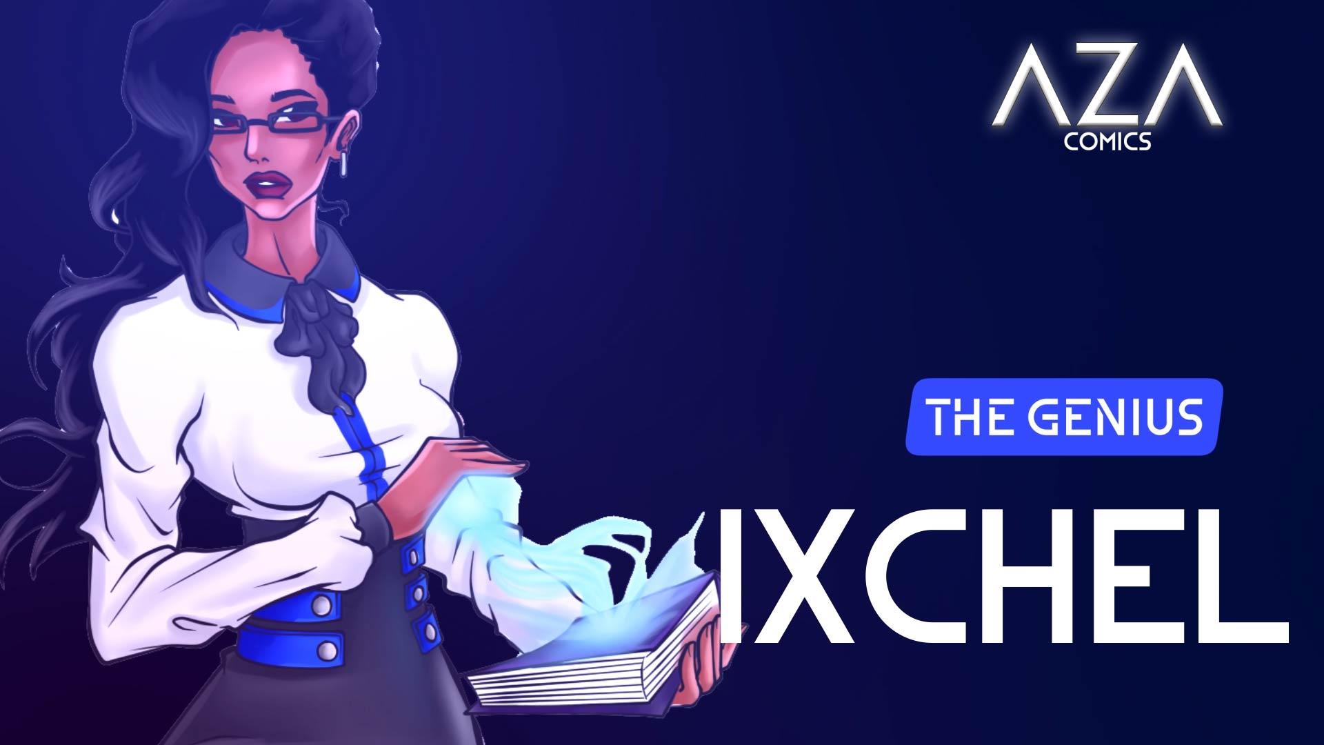 Meet Ixchel!