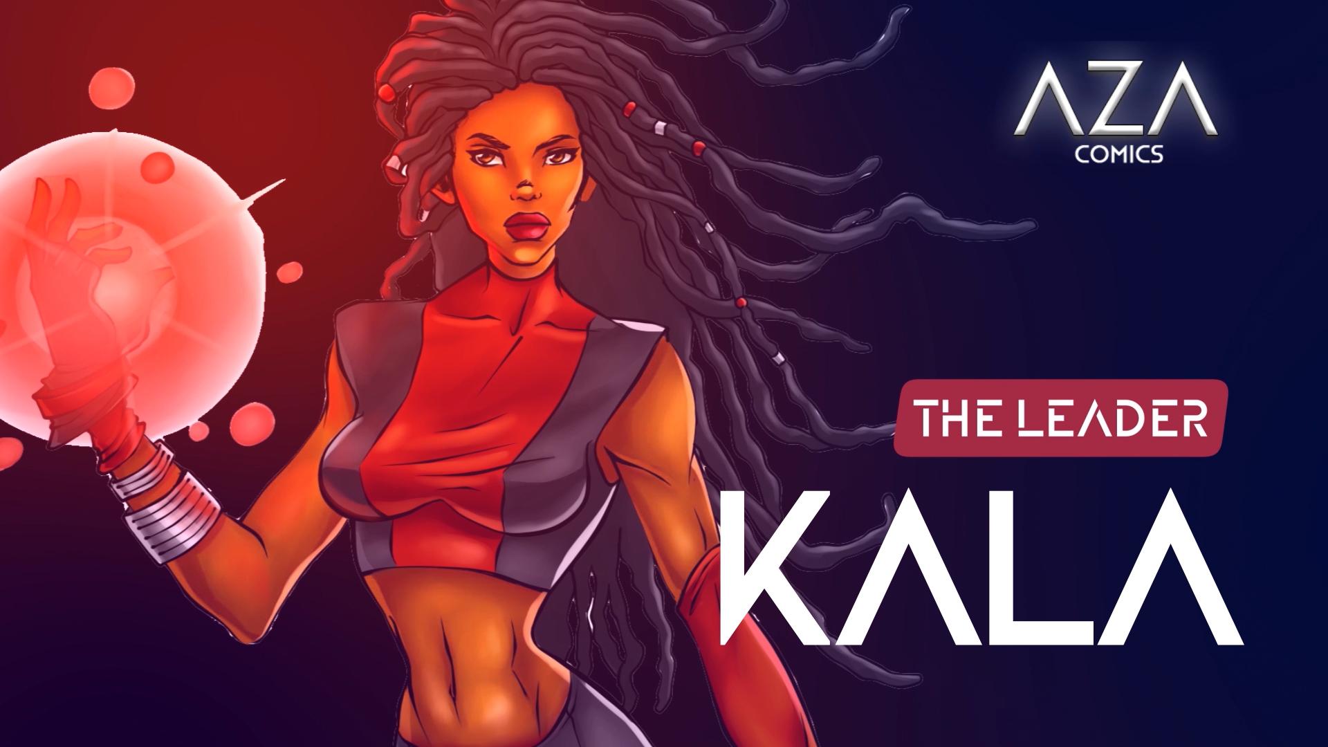 Meet Kala!