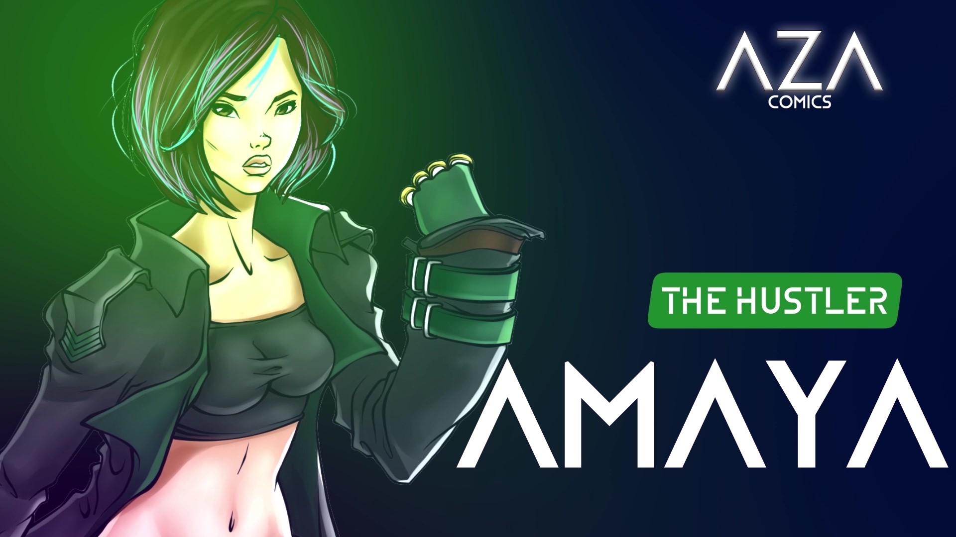 Meet Amaya