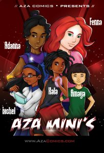 Aza Mini's