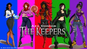 The Keepers Aza Comics