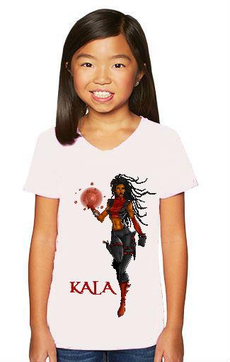 Kids youth shirts Kala