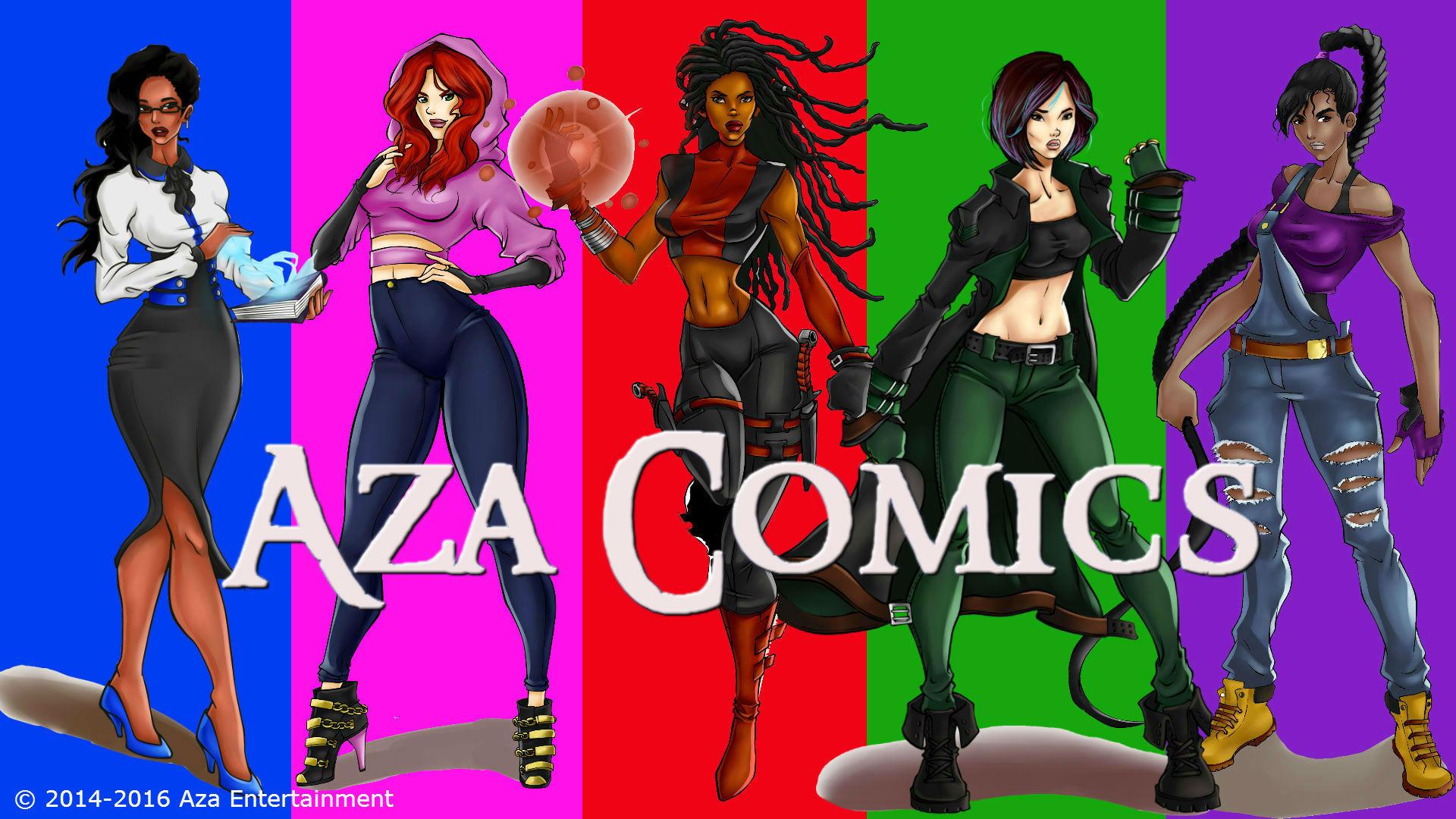 Aza Girls Promo3