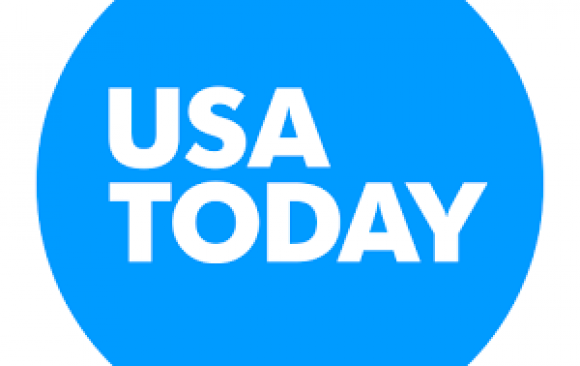 USA Today: Simone Biles Superhero Tribute