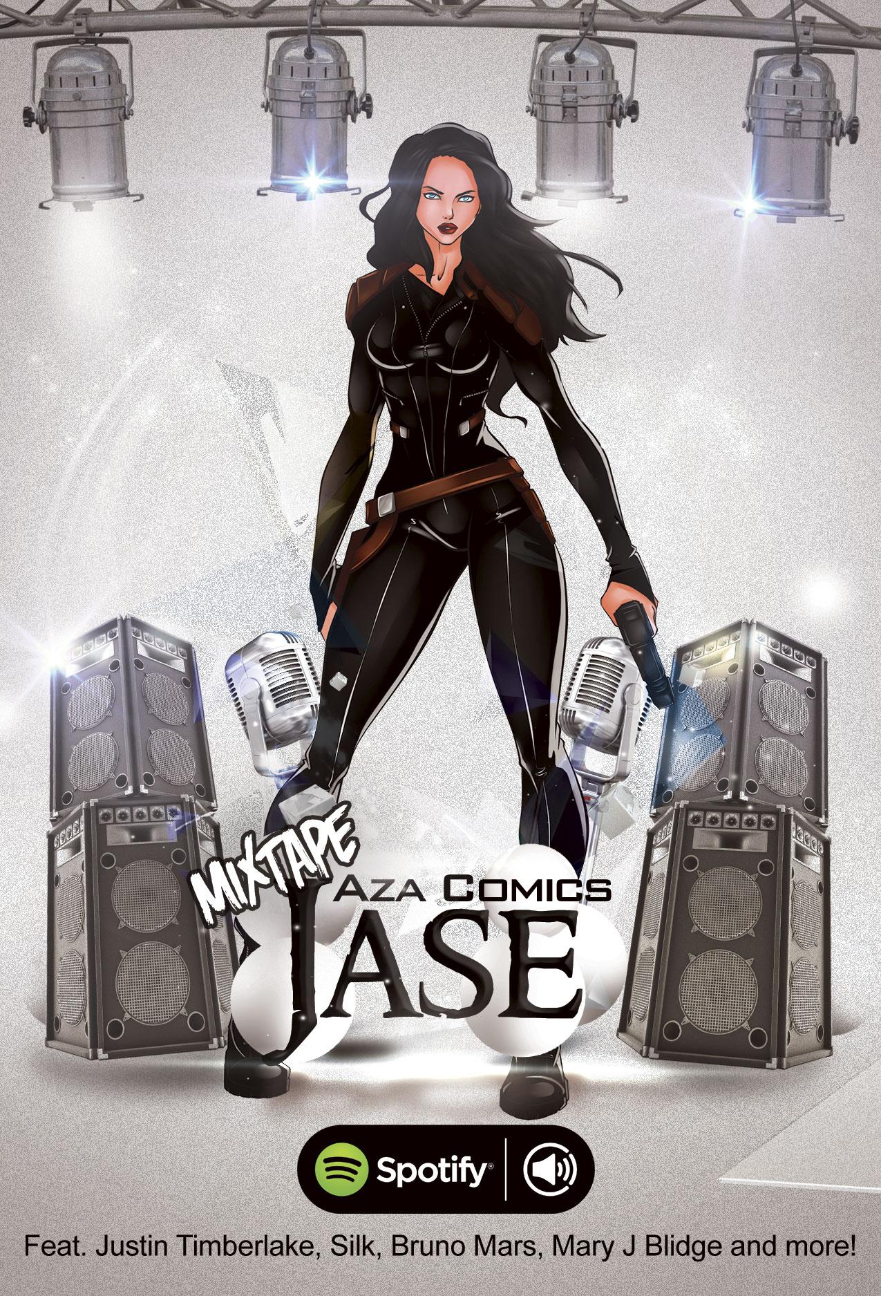 Jase–aza-mixtape