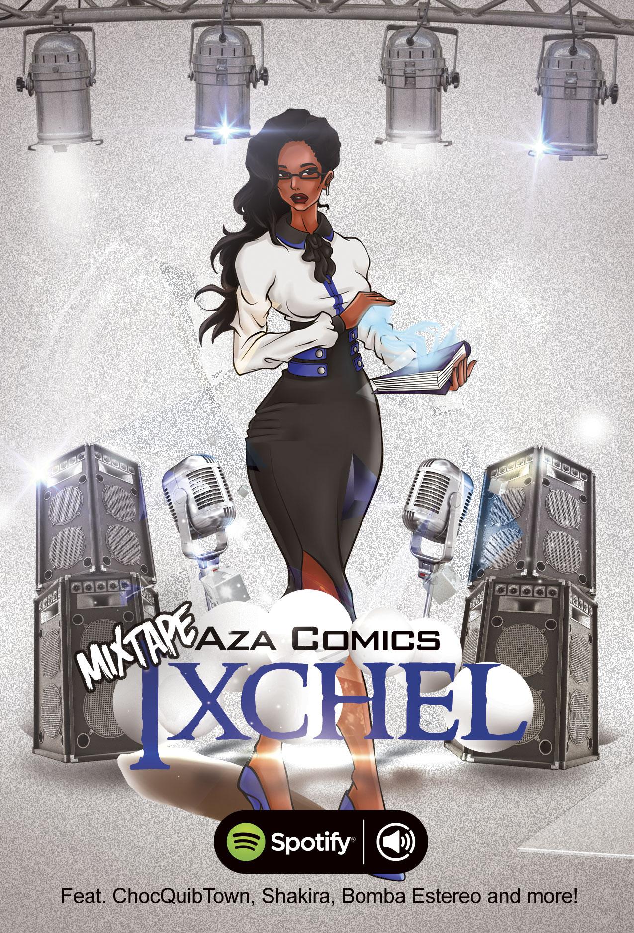 ixchel–aza-mixtape