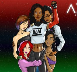 Aza Comics Black Lives Matter